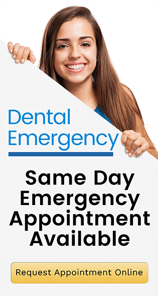 Same Day Emergency Appointment Available Banner | Dentist Torrensville